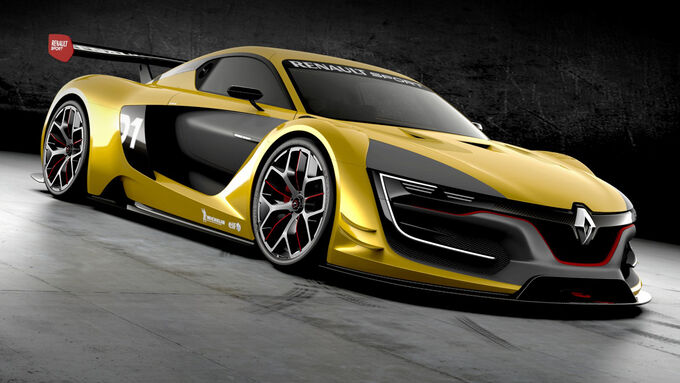 Renault R.S. 01 - 2014