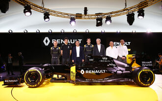 Renault F1 RS16 für 2016