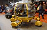Retromobile Paris, Rhomboids-Ausstellung