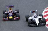 Ricciardo Bottas - GP Spanien 2014