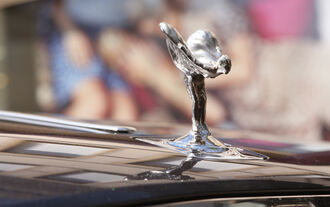 Rolls-Royce Ghost, Kühlerfigur, Emily