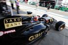 Grosjean will Punkte in Malaysia