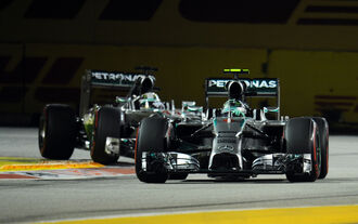 Fotos GP Singapur (Qualifying)
