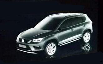 Seat SUV Aran