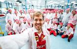 Sebastian Vettel - Ferrari - 2015