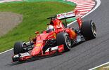 Sebastian Vettel - Ferrari - GP Japan 2015