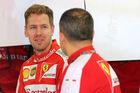 Ferrari für GP Russland realistisch