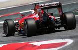 Sebastian Vettel - Ferrari - GP Spanien 2015 - Barcelona - Qualifying - Samstag - 9.5.2015