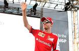 Sebastian Vettel - GP Abu Dhabi 2015