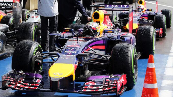 Vettel besser im Rennen?