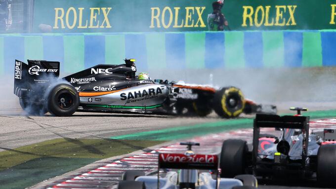 FIA-Kommissare greifen durch