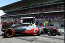 Sergio Perez - McLaren - Formel 1 - GP Spanien - 10. Mai 2013