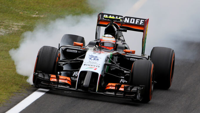 Force India-Vorschlag an Pirelli