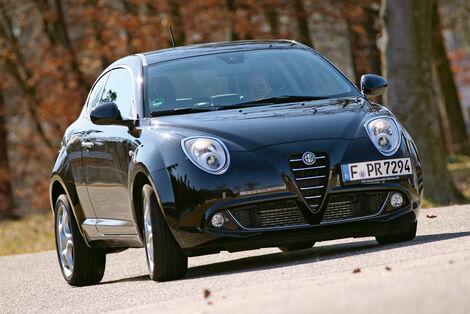 Serienfahrzeuge Kleinwagen - Alfa Romeo Mito 1.4 TB 16V