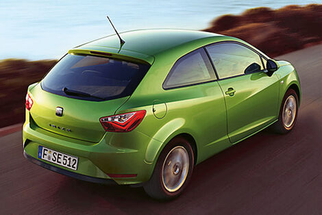 Serienfahrzeuge Kleinwagen - Seat Ibiza SC FR