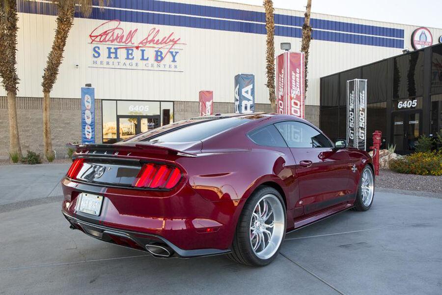 Home Car News Renderings 2015 Shelby Mustang Gt500 Super Snake | 2017