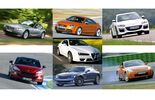 Sieben Sportcoupes unter 15.000 Euro, BMW, Audi, Nissan, Mazda, Crossfire, RX-8, Z4