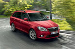 Skoda Fabia Sondermodell Best of