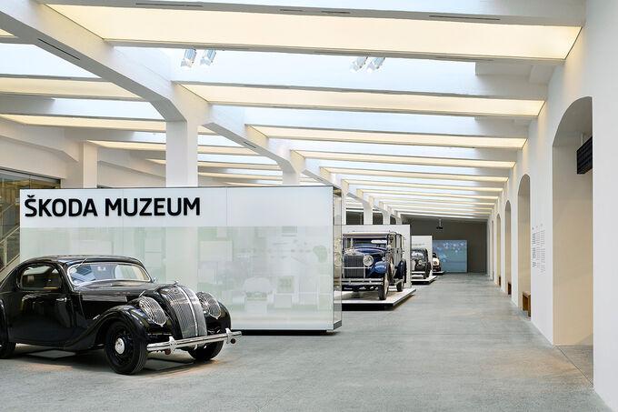 Skoda Museum mokla 1112