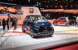 Smart Fortwo Brabus Tailor Made - Pariser Autosalon 2014 - Kleinwagen - Individualisierung