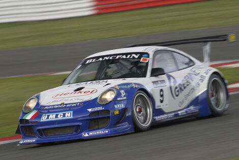 Sonderkategorie Bestes Kundensportprogramm - Porsche 911 GT3R
