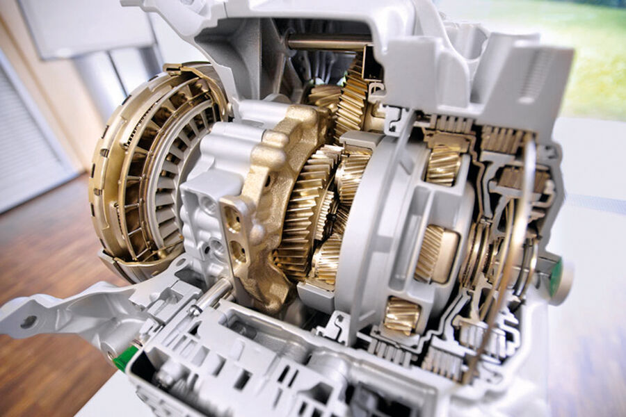Getriebetechnik 9 Gang Automatik Mehrg 228 Nge Menu Auto