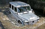 Supertest Mercedes G 320 CDI