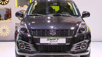 Suzuki Swif Sport, IAA
