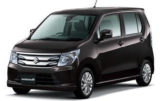 Suzuki Wagon R Japan