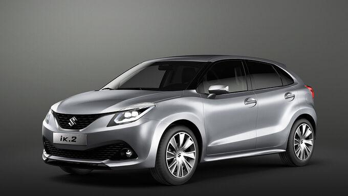 Suzuki iK-2 Studie Genf 2015