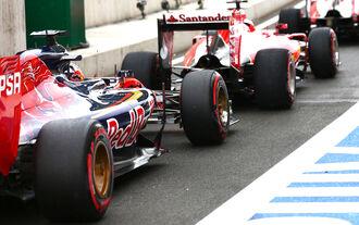 Toro Rosso - Formel 1 - 2015