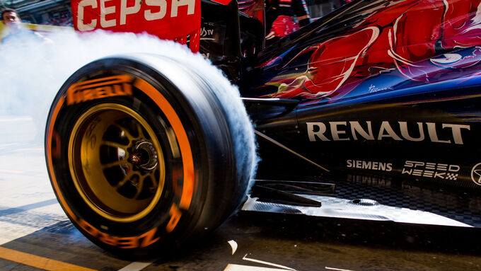 Sainz freut sich auf Ferrari