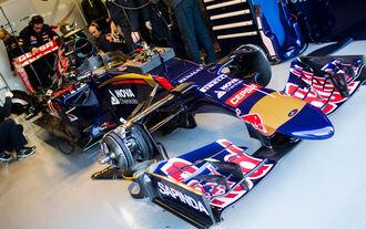 Technik des neuen Toro Rosso