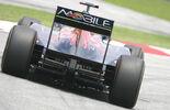 Toro Rosso STR6 Diffusor 2011