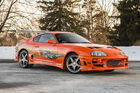 Toyota Supra, Fast and Furious, Paul Walker, 1993, 2001