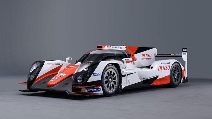 Toyota holt Kobayashi für WEC