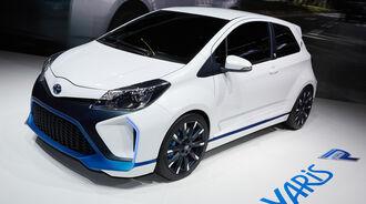 Toyota Yaris R Concept