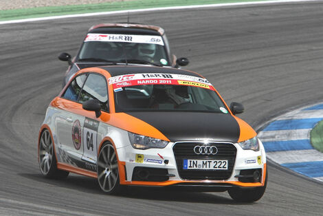 Tuner Kleinwagen - MTM-Audi A1 Nardo