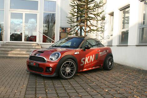Tuner Kleinwagen - SKN-Mini Cooper S JCW