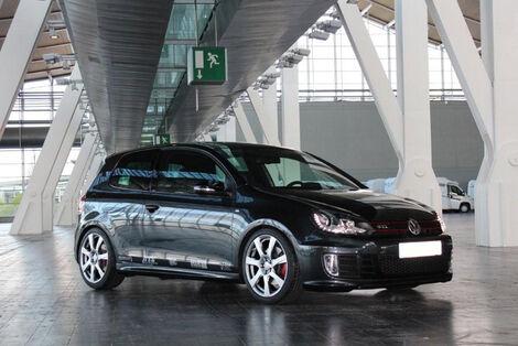 Tuner Kleinwagen - Wetterauer-VW Polo GTI
