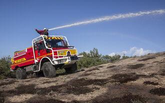 Unimog U 5023 Feuerwehr
