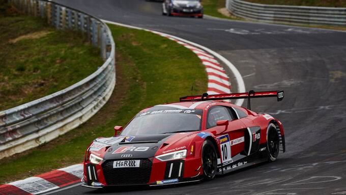 VLN Nürburgring - 2. Lauf - 25. April 2015