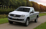 VW Amarok Single Cab