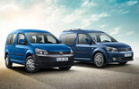 VW Caddy Team Edition Sondermodell