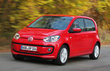 VW Eco Up CNG, Frontansicht