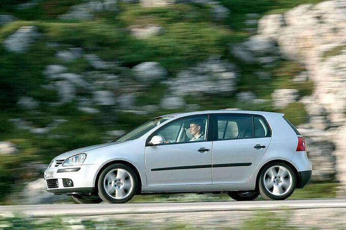 VW Golf 1.6