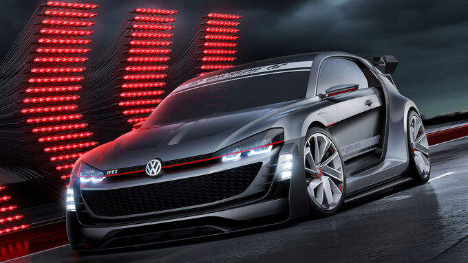 VW Golf GTI Supersport Vision Gran Turismo