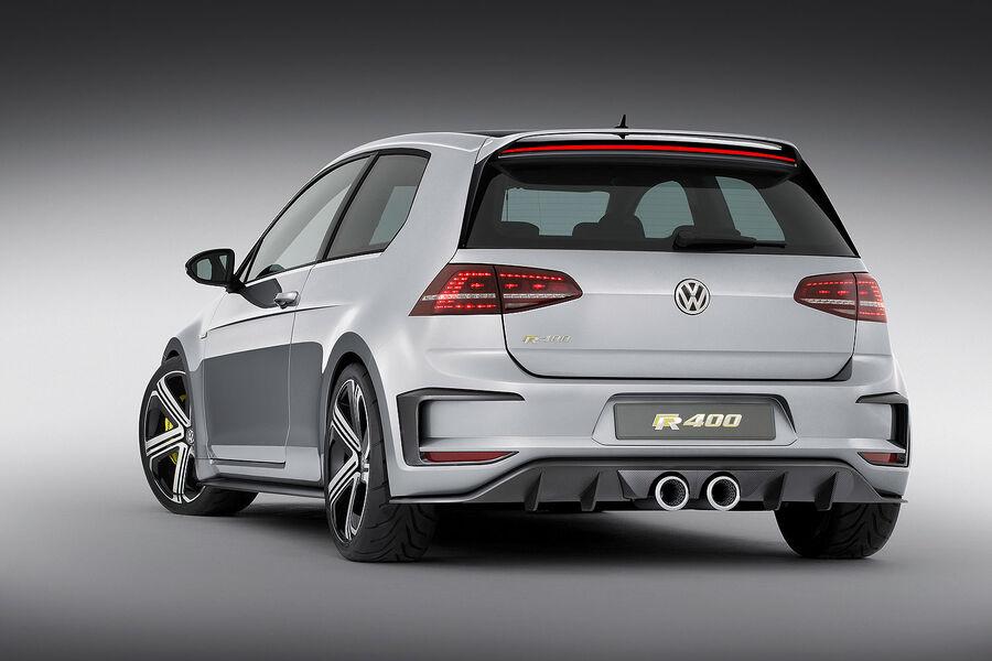 vw golf r400 golf r420 hardcore golf kommt 2016 mit 420 ps auto motor und sport