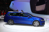 VW Golf Variant R-Line Concept