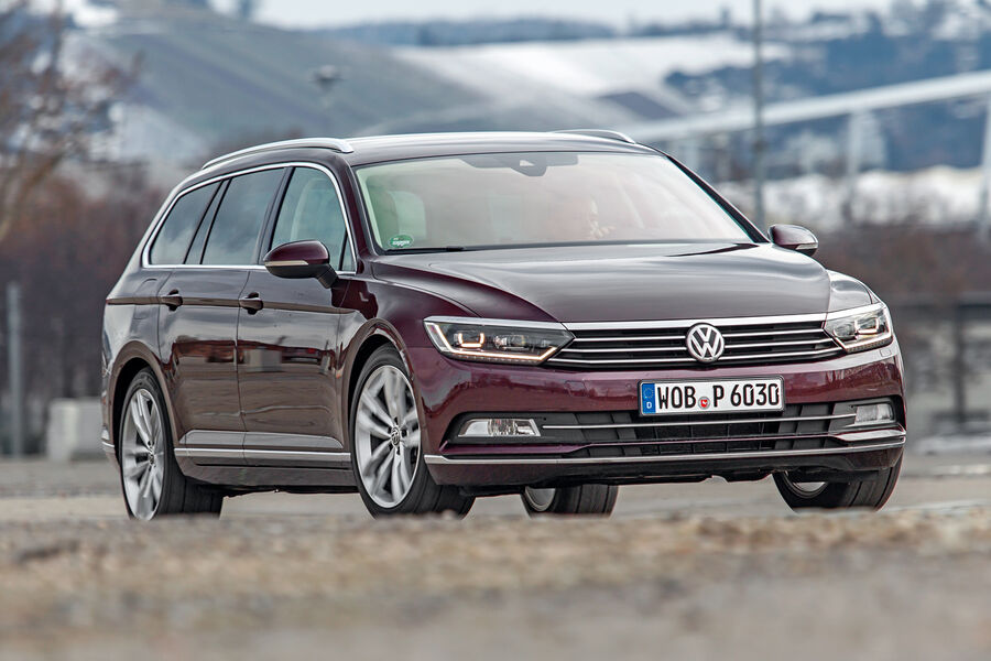 vw passat variant 1 4 tsi act im test kleiner motor. Black Bedroom Furniture Sets. Home Design Ideas